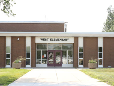West Elementary School Building