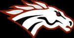 Independence logo mustang