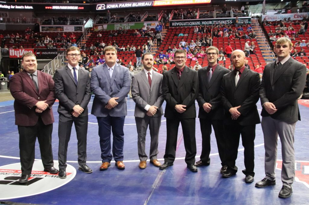 Independence wrestling coaches